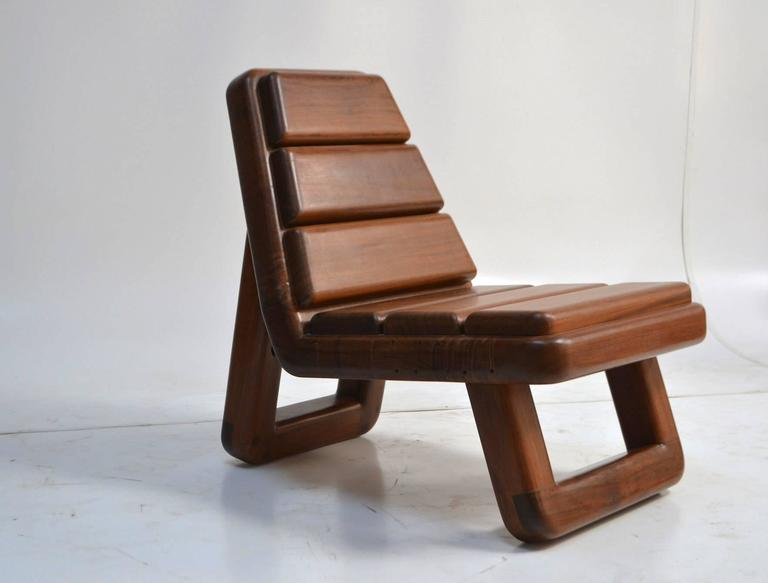 Anil Chair by Zanini De Zanine, Limited Edition In Excellent Condition For Sale In New York, NY