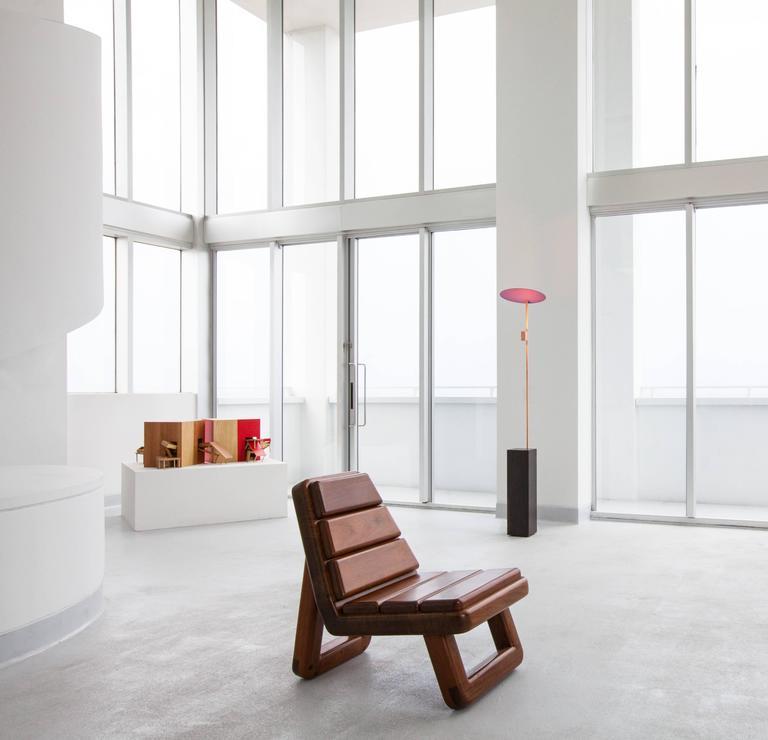 Modern Anil Chair by Zanini De Zanine, Limited Edition For Sale