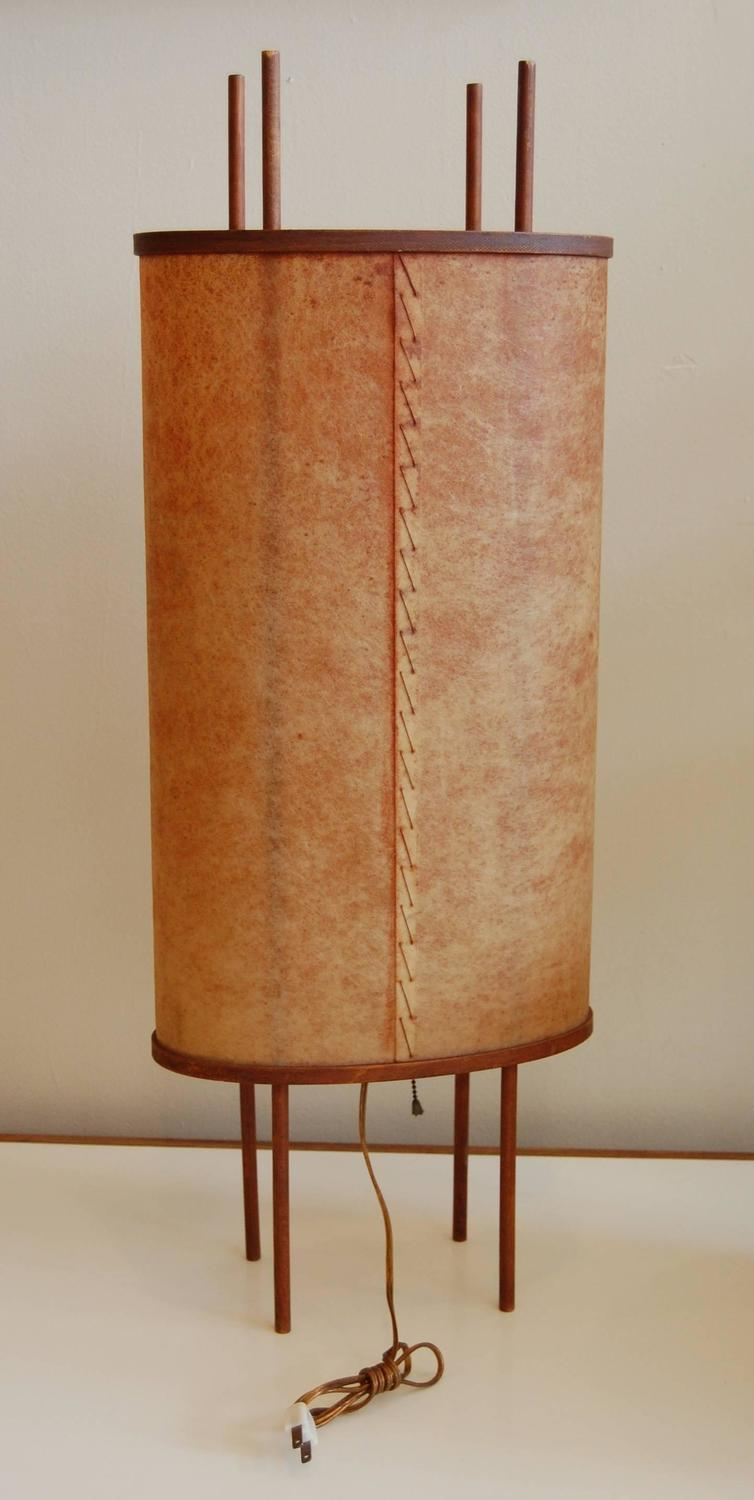 1950s Japanese Modernist Table Lamp At 1stdibs