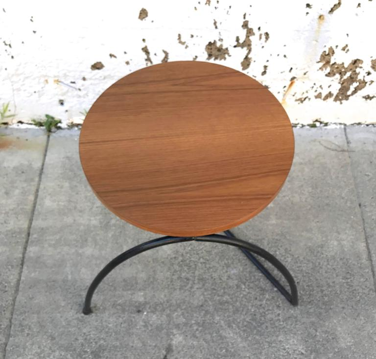 Californian Modernist  Side Table/Stool 2