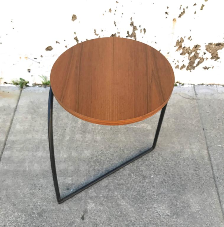 Californian Modernist  Side Table/Stool 3