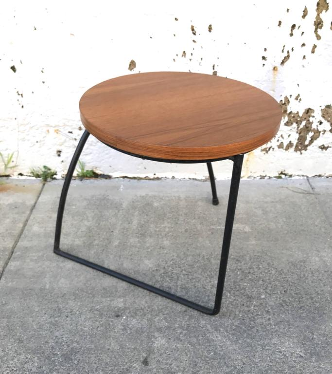 Californian Modernist  Side Table/Stool 4