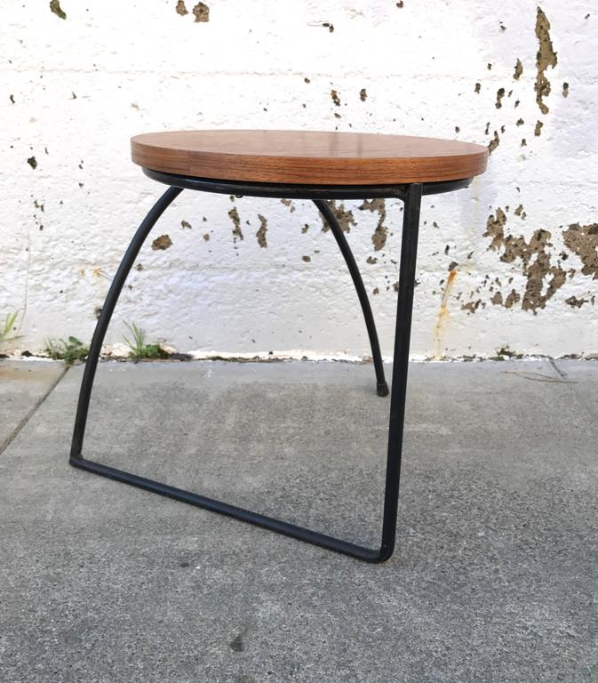 Californian Modernist  Side Table/Stool 5