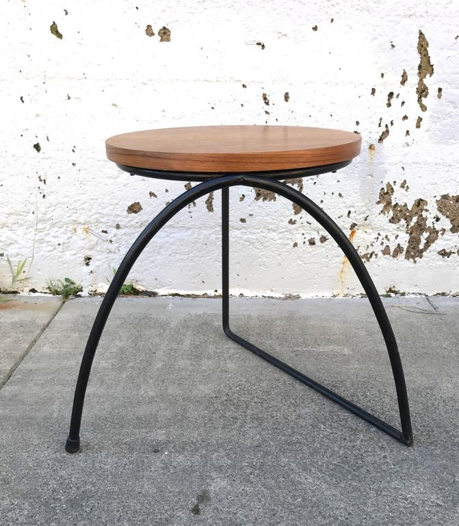 Californian Modernist  Side Table/Stool 6