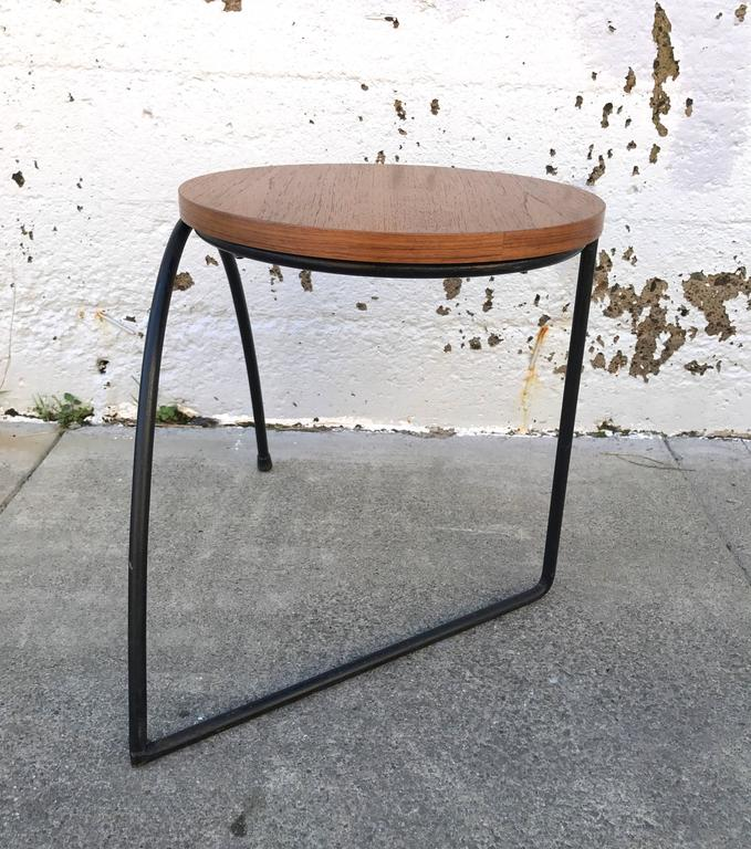 Californian Modernist  Side Table/Stool 7
