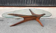 Adrian Pearsall (1925-2011) Biomorphic Coffee Table