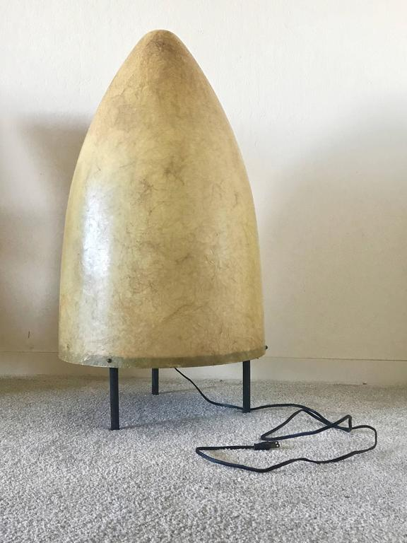 1950s California Modernist Fiberglass Floor or Table Lamp 2
