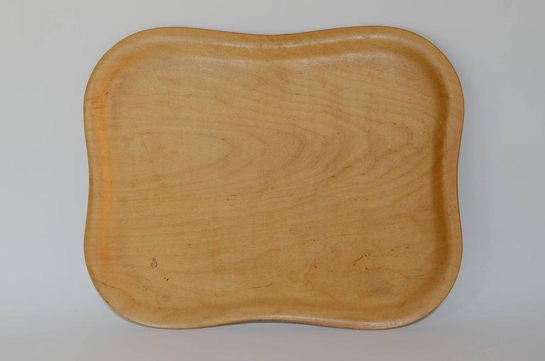 Tapio Wirkkala Molded Plywood Trays, 1950s 2