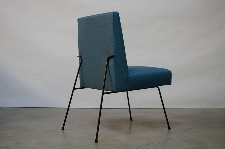 California Iron Dining Chairs For Sale 1