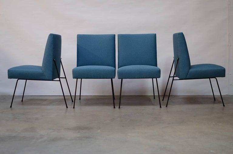 California Iron Dining Chairs 4
