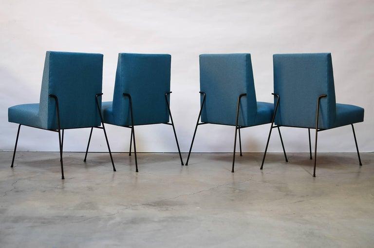 California Iron Dining Chairs 2
