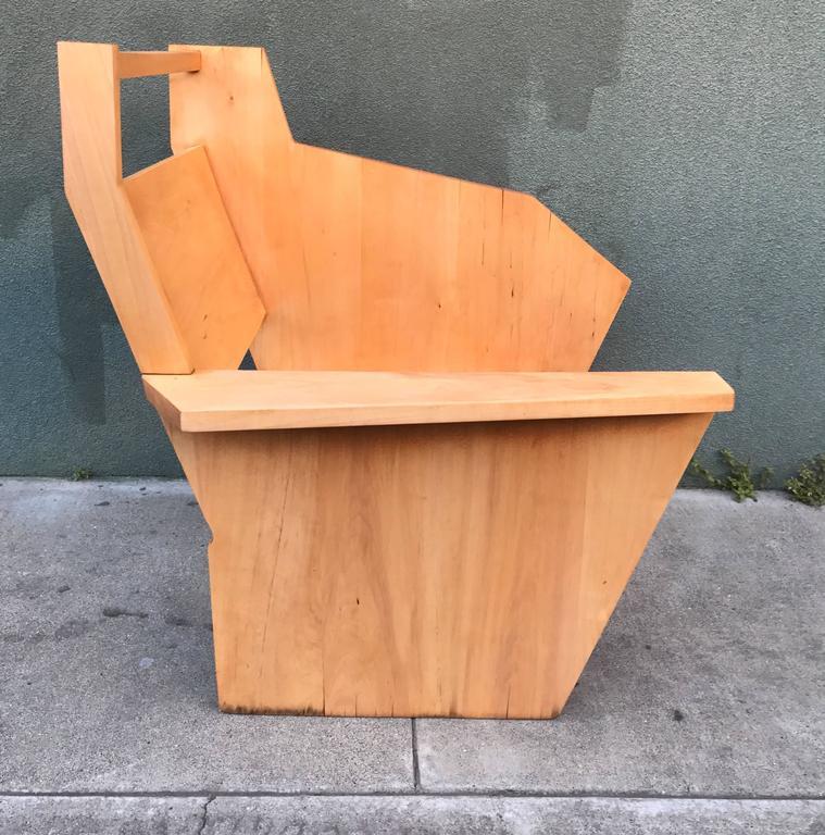Bauhaus Style Constructivist Armchair  7