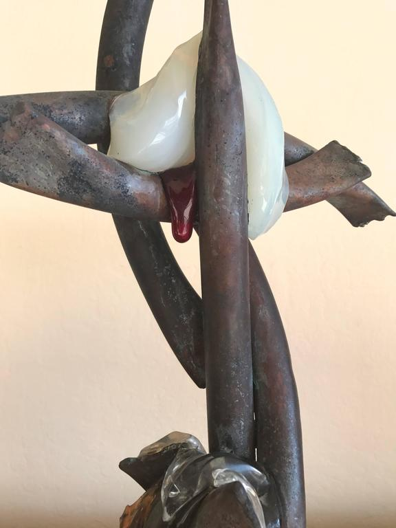 Claire Falkenstein Abstract Sculpture 8