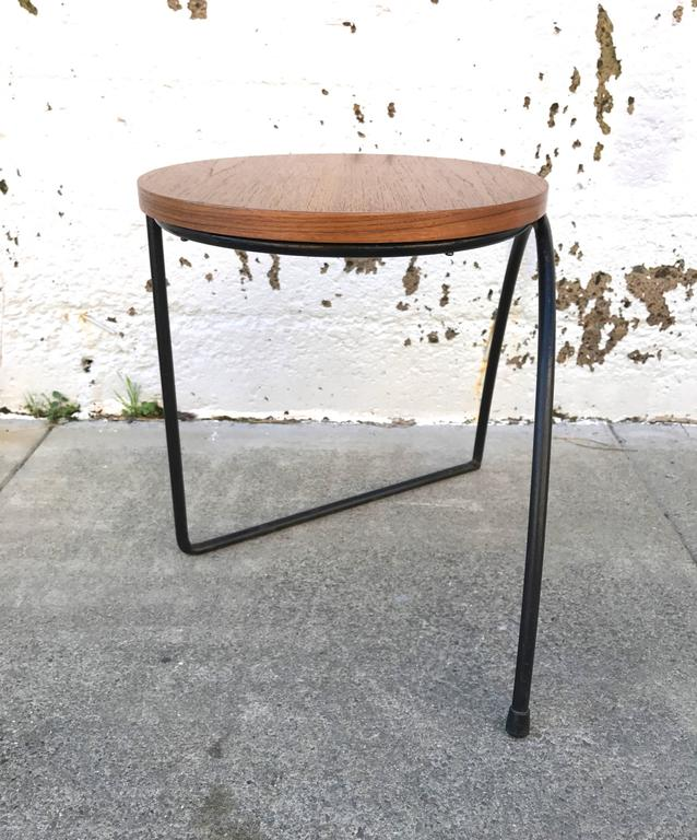 Californian Modernist  Side Table/Stool 8