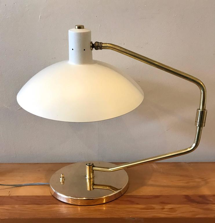 Clay Michie for Knoll Desk Lamp 2