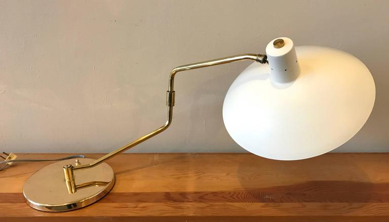 Clay Michie for Knoll Desk Lamp 3