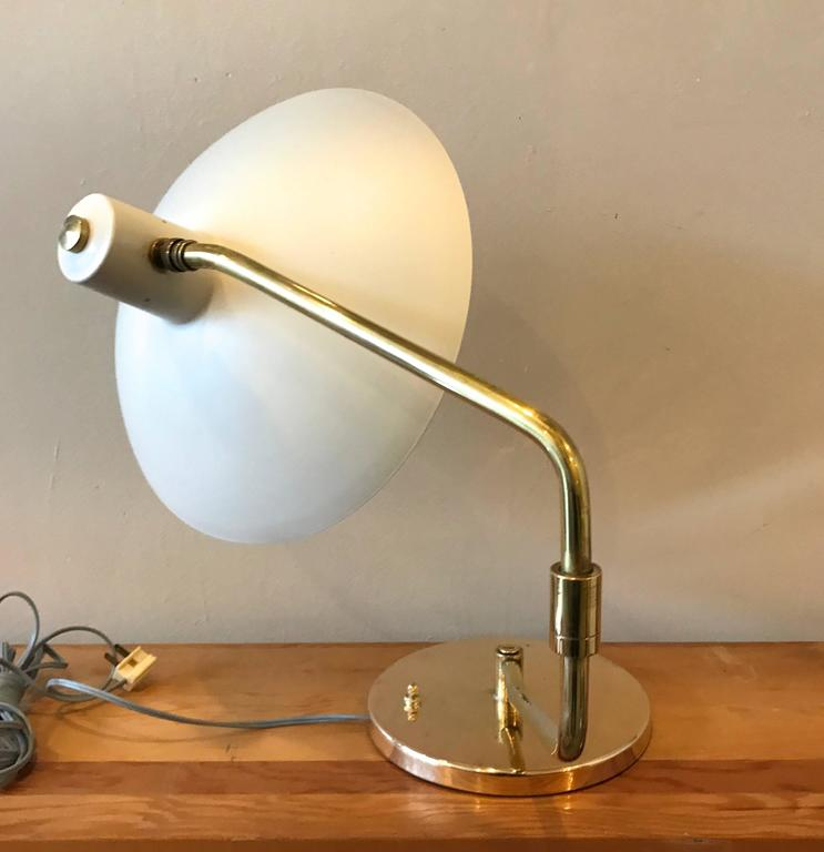 Clay Michie for Knoll Desk Lamp 9