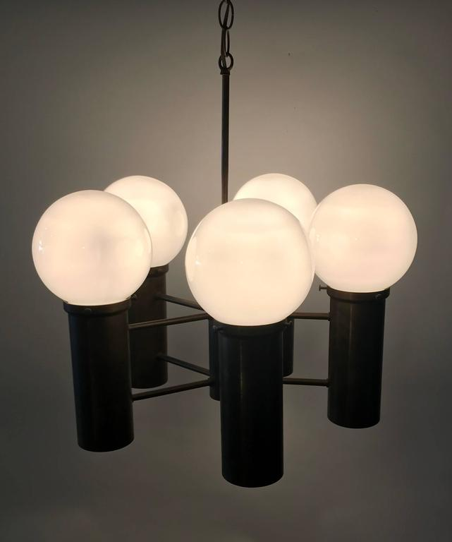 Stuart Barnes for Robert Long Chandelier California Design 3