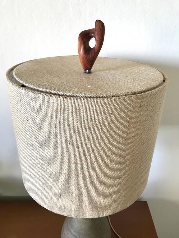 California Studio Ceramic Lamp by Veron Corky Coykendall 6