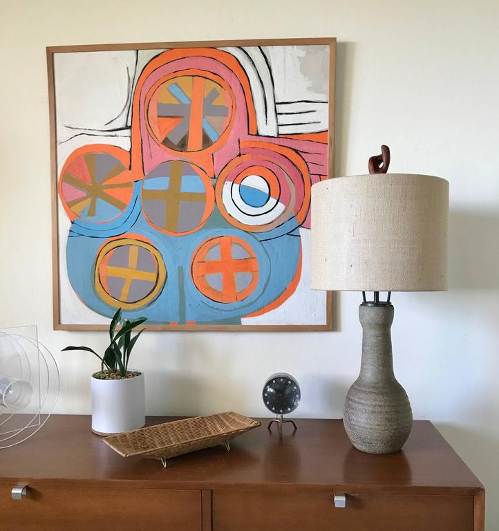 California Studio Ceramic Lamp by Veron Corky Coykendall 9