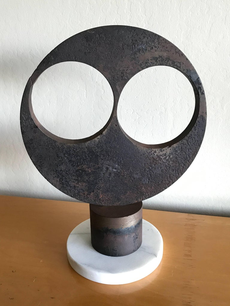 James Prestini Abstract Sculpture Bay Area Artist 2