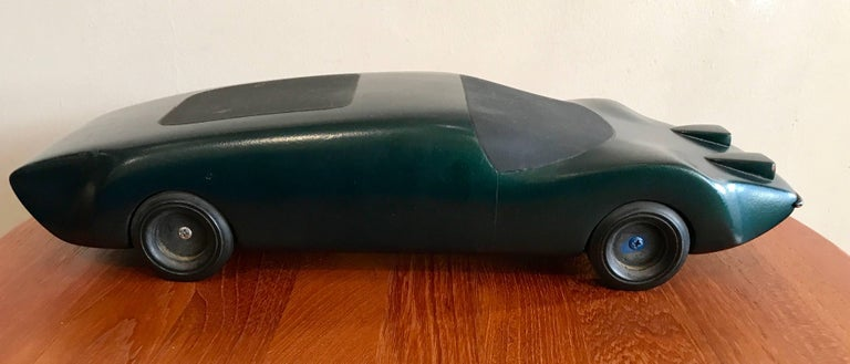 1970s Wooden Model Car Prototype GM Car of the Future 3