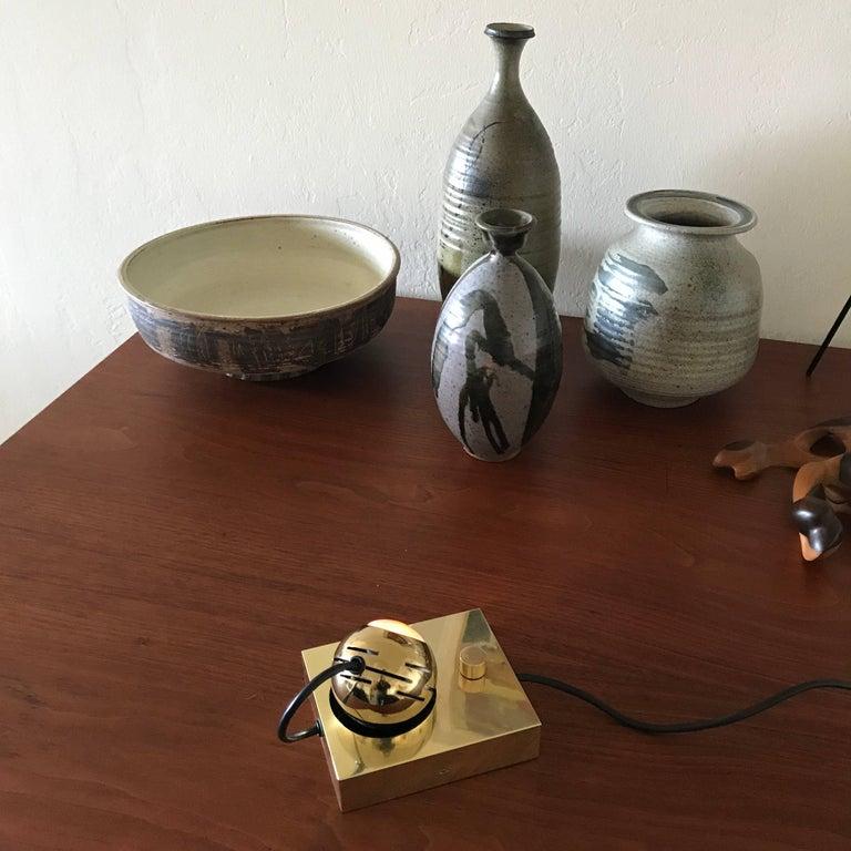 Arredoluce Eyeball Table or Wall Lamp by Angelo Lelli 8