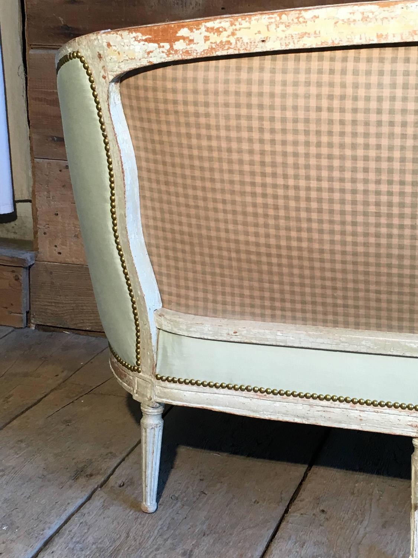 French Louis XVI Period Sofa Circa 1790 For Sale At 1stdibs