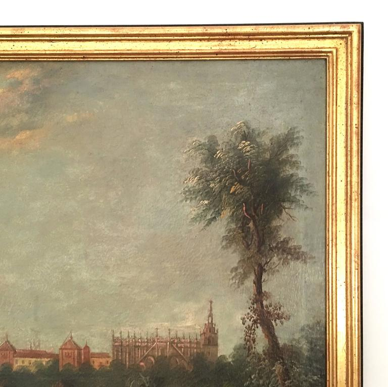Spanish  Painting of Seville 6