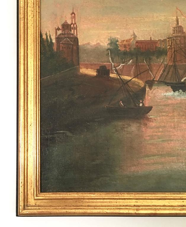 Spanish  Painting of Seville 8