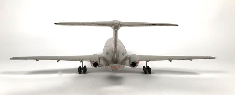 Vintage American Airlines Astrojet Aviation Model In Good Condition For Sale In Essex, MA
