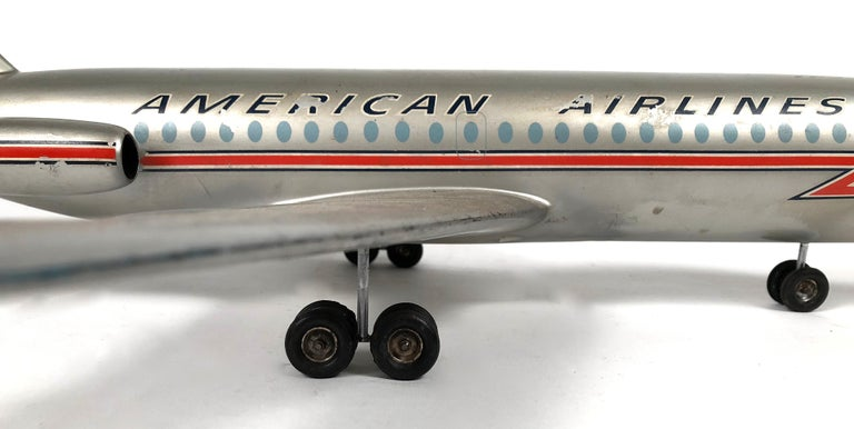 20th Century Vintage American Airlines Astrojet Aviation Model For Sale