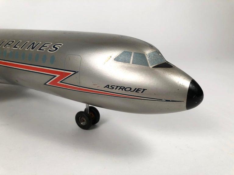 Vintage American Airlines Astrojet Aviation Model For Sale 2