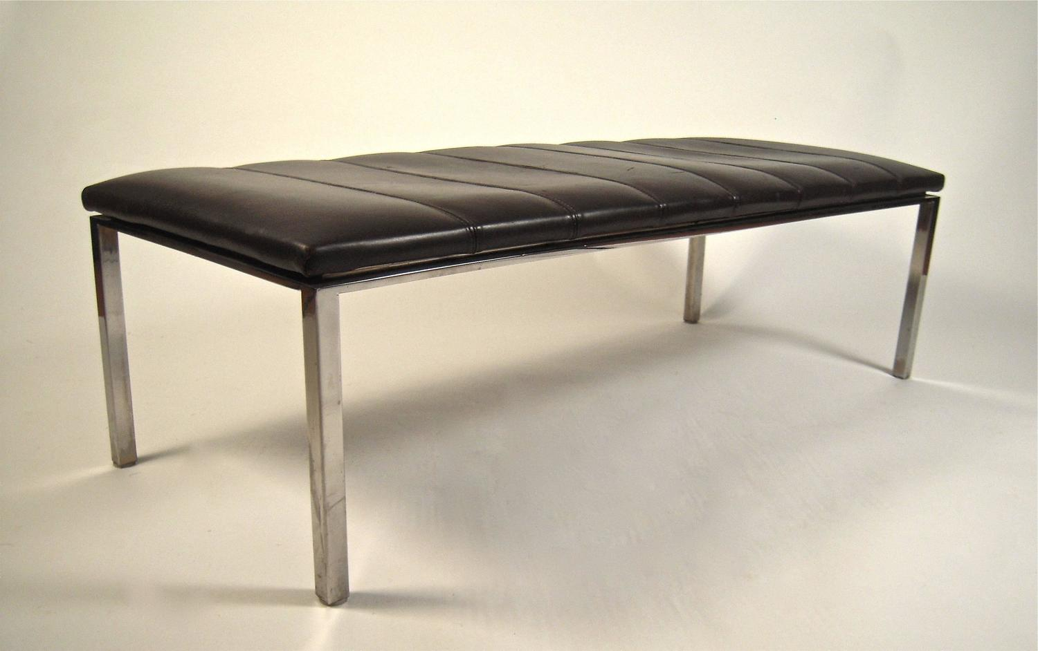 Leather Bench Coffee Table 28 Images Retro Modern White Leather Bench Ottoman Coffee Table