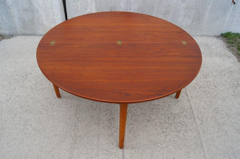 Paul Volther Designed This Teak Coffee Table For The Danish Company Frem  Rojle In 1956.