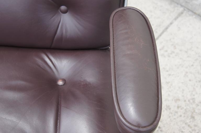 Time-Life Executive Chair by Charles and Ray Eames for Herman Miller In Good Condition For Sale In Boston, MA