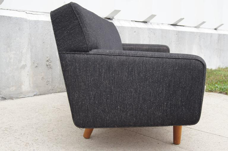 Danish Two-Tone AP33 Sofa by Hans Wegner for A.P. Stolen For Sale