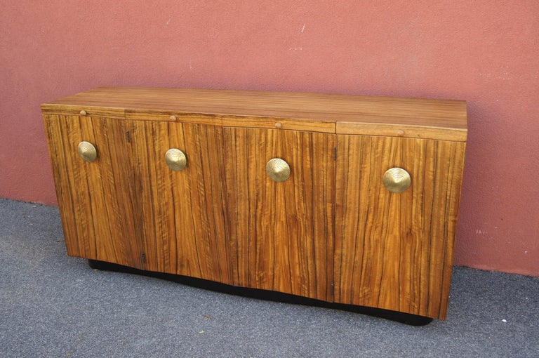 Paldao Wood Buffet, Model 4190, by Gilbert Rohde for Herman Miller 2