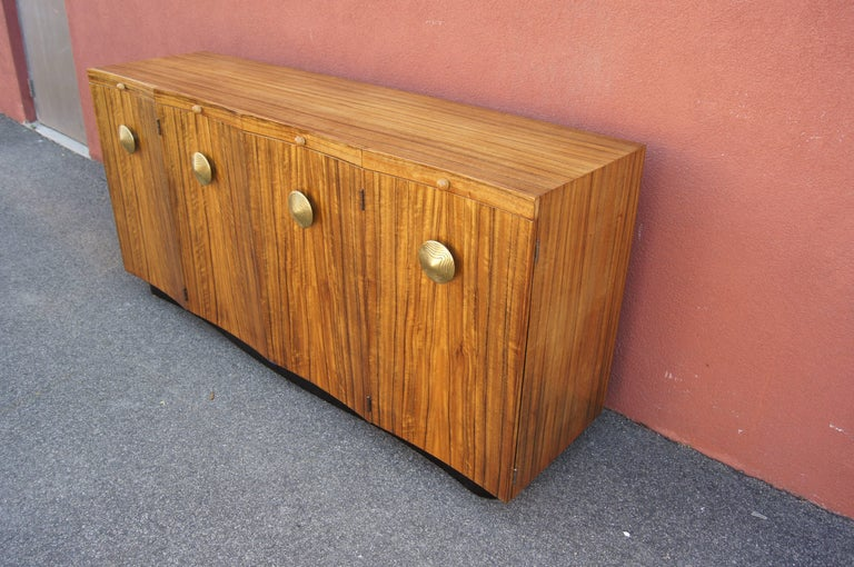 Paldao Wood Buffet, Model 4190, by Gilbert Rohde for Herman Miller 3