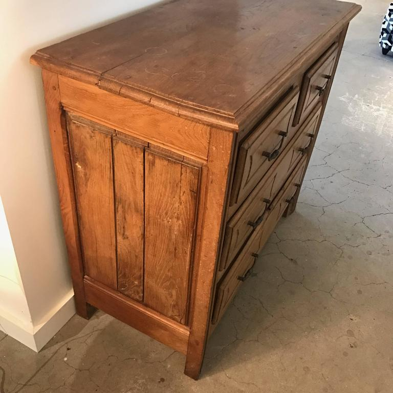 19th Century French Four-Drawer Commode In Excellent Condition For Sale In Boston, MA
