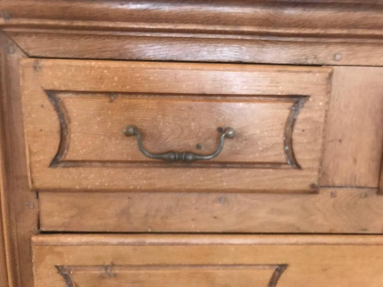 19th Century French Four-Drawer Commode For Sale 5