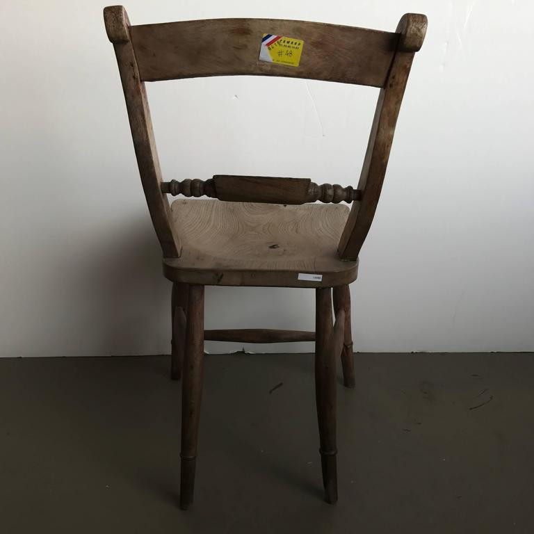 19th Century French Side Chair 4