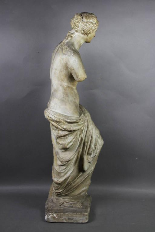Other Caproni Brothers Plaster Casting of Venus De Milo For Sale