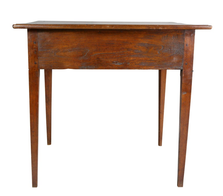 George III Walnut Table For Sale 4