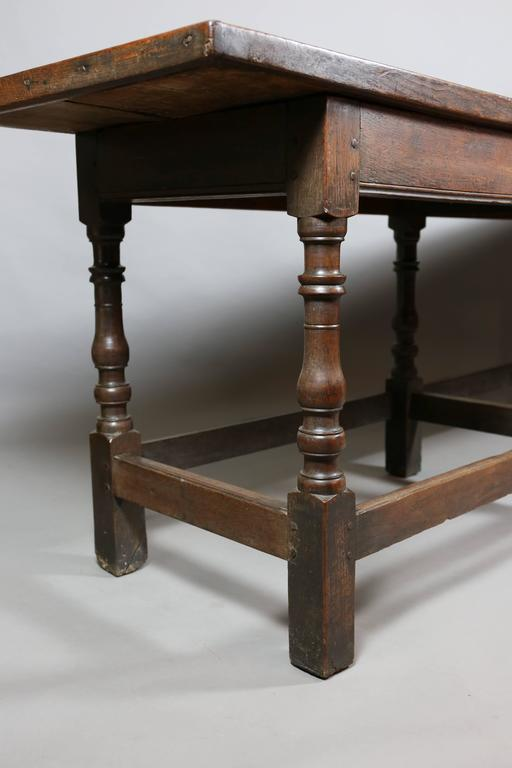 Oak Refectory Tables For Sale Jacobean Oak Refectory Table For Sale at 1stdibs