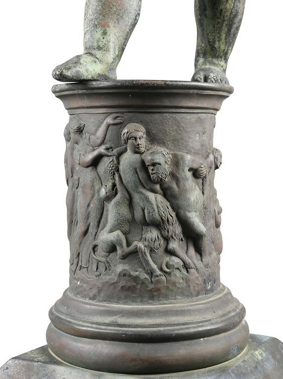 Renaissance Revival Classical Revival Figure of a Cherub For Sale