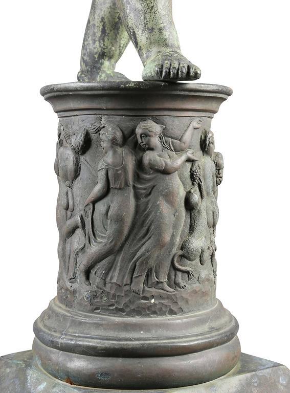Classical Revival Figure of a Cherub 5