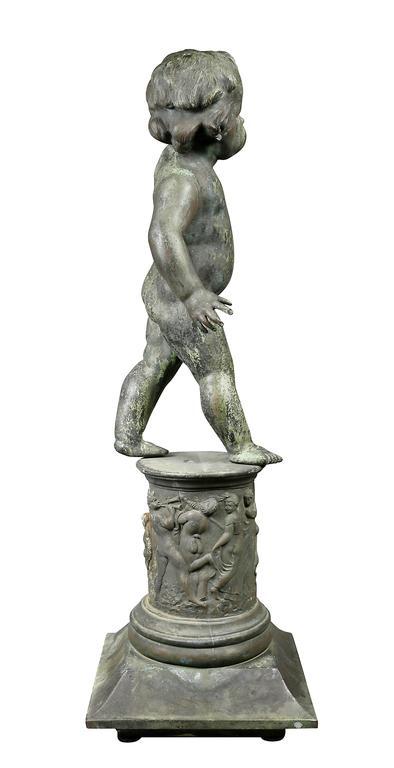 Classical Revival Figure of a Cherub 6