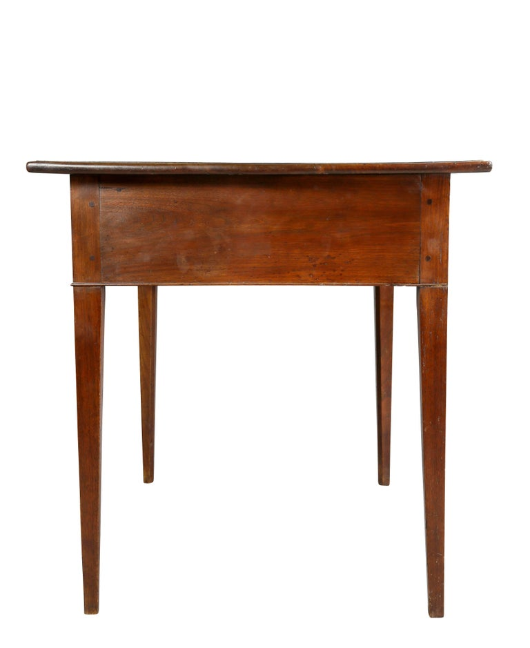 George III Walnut Table For Sale 3
