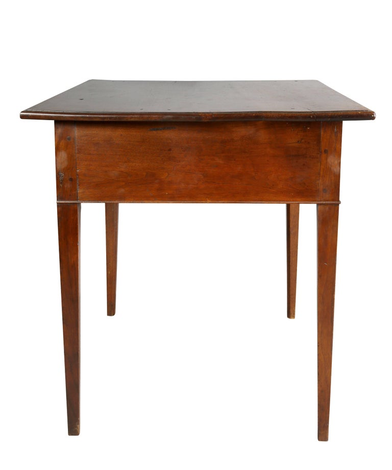 George III Walnut Table For Sale 2